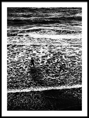 Buy this art print titled Surf by the artist Andrei Graph