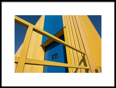 Art print titled Swedish Colours by the artist Lus Joosten