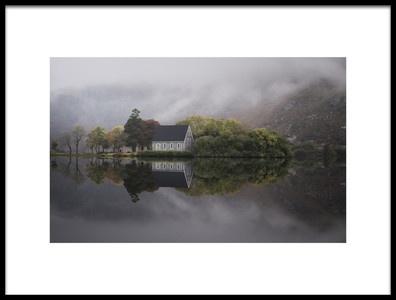 Art print titled Symmetry by the artist david ahern