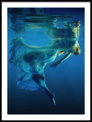 Buy this art print titled Symphony by the artist Dmitry Laudin
