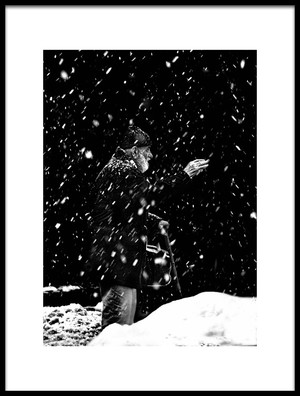 Art print titled T a X I by the artist serdar bayram