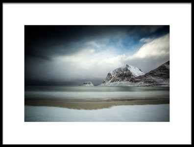 Art print titled Tempest by the artist Kevin Gorton