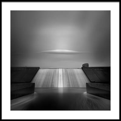 Art print titled That Dam Cloud by the artist Andrew Lee