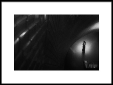 Art print titled Thats Not Her Way by the artist Laura Mexia