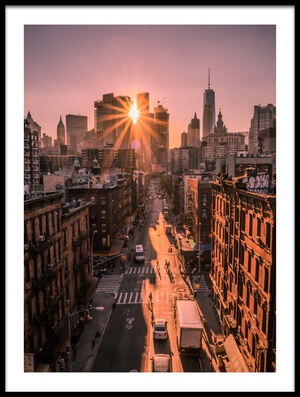 Art print titled The All Seeing Sun by the artist Christopher R. Veizaga