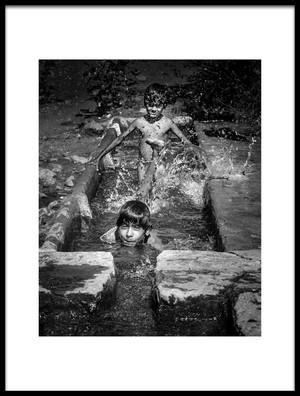 Buy this art print titled The Bath by the artist Juan Luis Duran