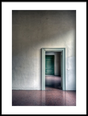 Buy this art print titled The Beauty of Emptiness by the artist Stefano Scappazzoni