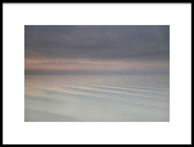 Art print titled The Beauty of the Wadden Sea by the artist Anna Zuidema