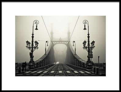 Buy this art print titled The Bridge by the artist arminMarten