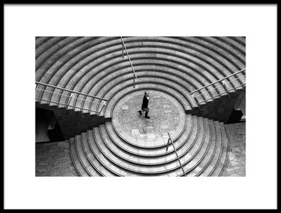 Buy this art print titled The Circle by the artist Jurij Bizjak