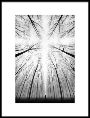 Buy this art print titled The Cross by the artist Marco Bizziocchi