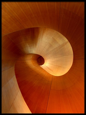 Buy this art print titled The Curve by the artist Roland Shainidze