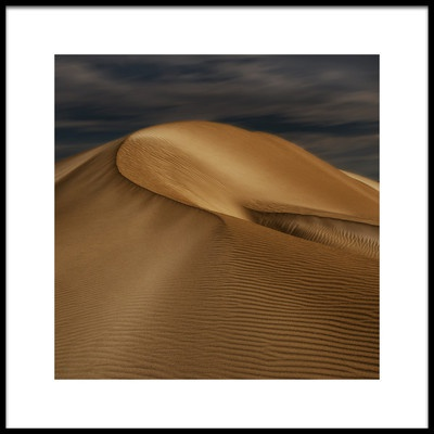 Art print titled The Curve II by the artist Steve Marshall