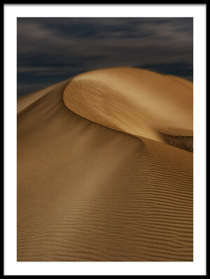Buy this art print titled The Curve II by the artist Steve Marshall