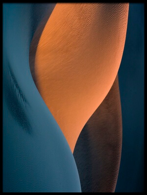 Buy this art print titled The Curves by the artist Ali Asghar Alimoradi