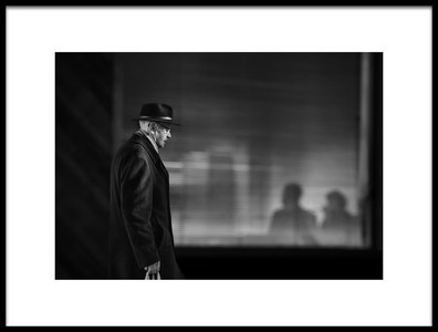 Art print titled The Days Go By by the artist Marc Apers