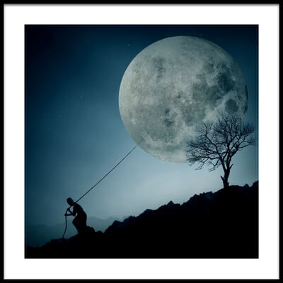 Buy this art print titled The Dreamer by the artist final toto