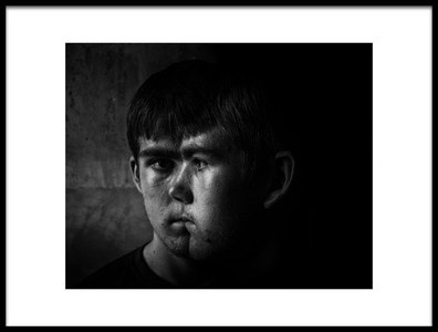 Art print titled The Emotion of Autism by the artist Phil Tooze