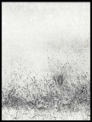 Buy this art print titled The Endless Grass-fields II by the artist Piet Flour