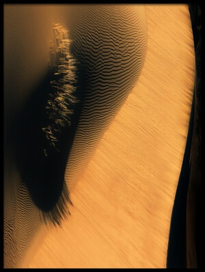 Buy this art print titled The Eyelashes of Desert by the artist Babak Mehrafshar (Bob)