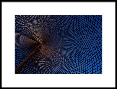 Art print titled The Hole by the artist Rolf Endermann