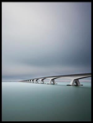 Buy this art print titled The Infinite Bridge by the artist Arthur van Orden