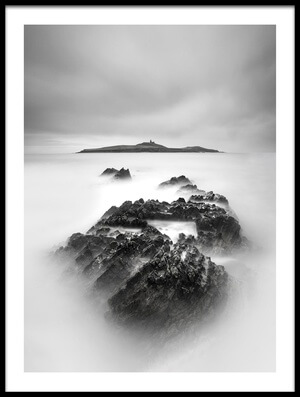 Buy this art print titled The Island by the artist Kieran O Mahony