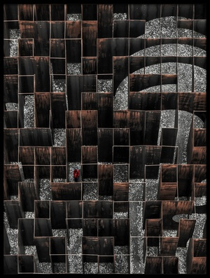 Buy this art print titled The Labyrinth by the artist Gilbert Claes