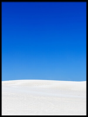 Buy this art print titled The Lancelin Dunes by the artist Gloria Salgado Gispert