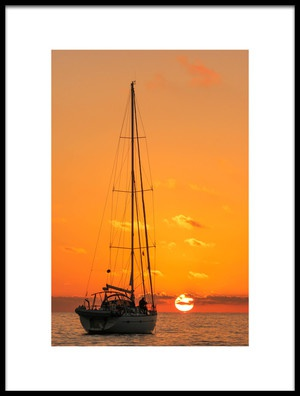 Buy this art print titled The Last Sunset by the artist ADRIAN TUDOSE
