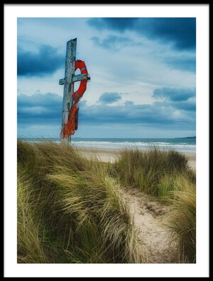 Buy this art print titled The Lifesaver by the artist Ray Cooper