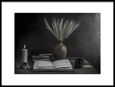 Buy this art print titled The Light of Wisdom by the artist Margareth Perfoncio
