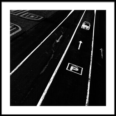 Buy this art print titled The Lost Beatle by the artist Paulo Abrantes