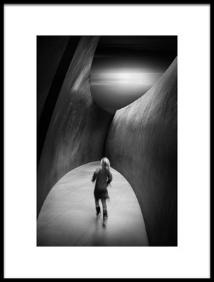 Art print titled The Magic Light by the artist Marc Apers