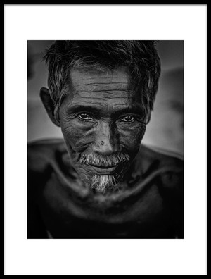 Buy this art print titled The Man by the artist Mohammed Al Sulaili