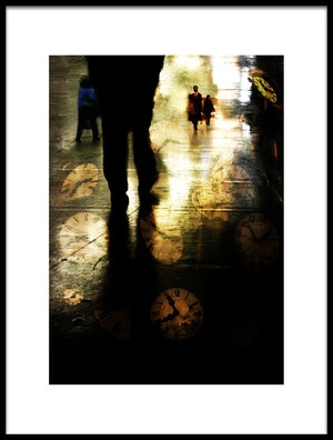 Buy this art print titled The March of Time by the artist WilliamA