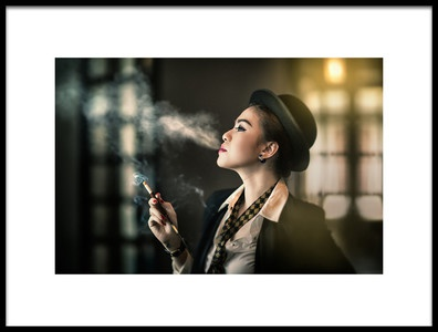 Buy this art print titled The Master of Disguise by the artist David Hendrawan