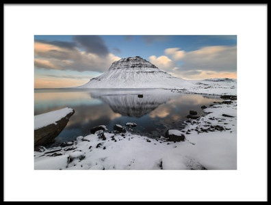 Art print titled The Other Side by the artist Bragi Ingibergsson - BRIN