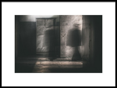 Buy this art print titled The Passage by the artist Fadwa Rouhana