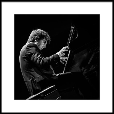 Buy this art print titled The Pianist by the artist luisfer