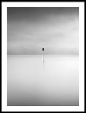 Art print titled The Post by the artist George Digalakis