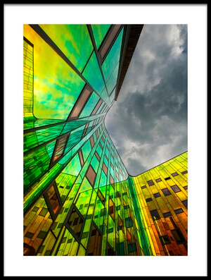 Buy this art print titled The Rainbow by the artist Gerard Jonkman
