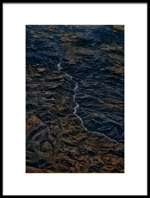 Art print titled The River Is the Reason by the artist Liyun Yu