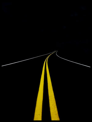 Buy this art print titled The Road to Nowhere by the artist Roland Shainidze