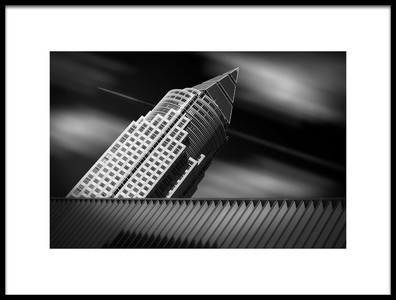 Art print titled The Rocket Starts 10  9  8  7  by the artist Rolf Mauer
