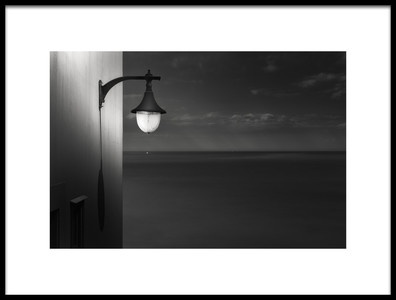 Art print titled The Sea Star by the artist Marco Antonio Cobo