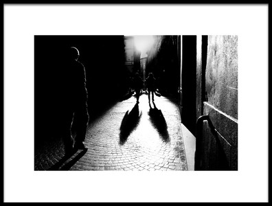 Buy this art print titled The Shadow Behind by the artist gianluca zaio