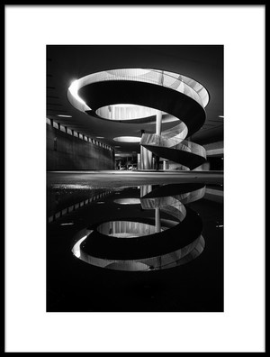 Buy this art print titled The Spiral of Time by the artist Luca Vescera