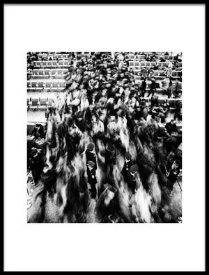 Buy this art print titled The Spring Festival Travel Rush by the artist Robot boy zxz