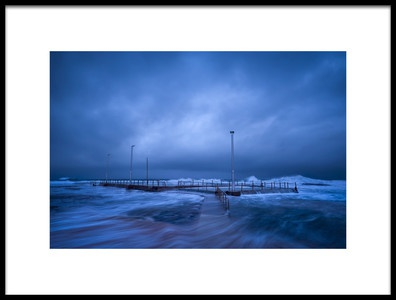 Buy this art print titled The Tempest by the artist Richard Vandewalle